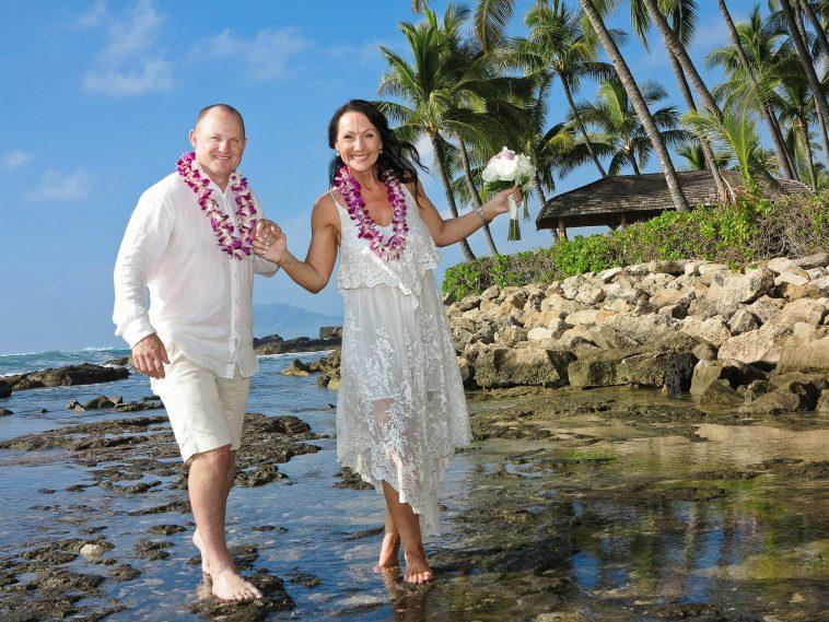 32ff8375 hawaii wedding 758x569 - インスタで見つけた、ハワイはマウイ島で活躍するウェディング&マタニティフォトグラファー9人